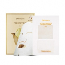 JMsolution酵母乳黄金米面膜大米面膜10片一盒