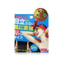 日本SARA-RI腋下止汗贴吸汗透明防狐臭腋臭透明腋下贴4562226251971