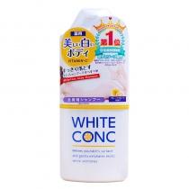 日本COSME大赏WHITE CONC维C 全身美白沐浴露360ml 保湿亮肤
