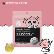 日东Myni综合维他命胶原蛋白水果软糖1包