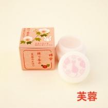 京都舞妓 玉兔果子香味香水膏(芙蓉)