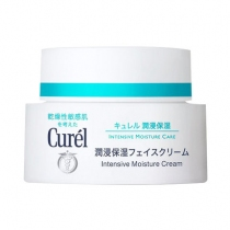 日本Curel润浸保湿滋养乳霜40g