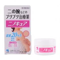 日本 小林制药胳膊手大腿去鸡皮肤去角质软化毛囊膏30g