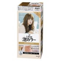 (人气色)新花王 Prettia泡沫染发膏 奶茶棕4901301266194