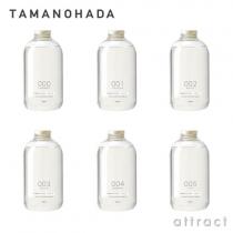 小红书推荐日本TAMANOHADA 玉肌无硅油洗发水+护发素一套