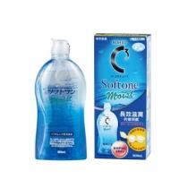 乐敦Softone C3 Moist隐形眼镜护理液500ML(保湿型)