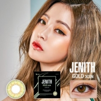JENITH GOLD 3 CON GREEN 森林青绿色 (2 Weeks双周抛)