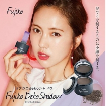 日本Fujiko发际线粉 遮大额头 修补鬓角 发际线填充神器 4589474242216