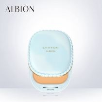 ALBION 牛奶雪肤粉饼 SNOW WHITE CHIFFON (预订)