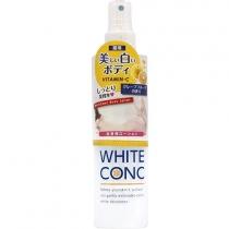 (日本COSME大赏) WHITE CONC VC全身美白喷雾245ML 保湿补水美白 4990110004769