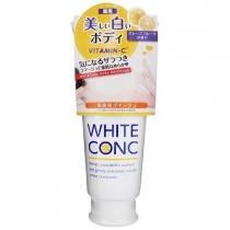 日本COSME大赏 WHITE CONC 美白身体磨砂膏去角质 180g  4990110005001