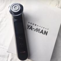 日本雅萌YAMAN HRF-10T 射频LED红光嫩肤瘦脸美容仪