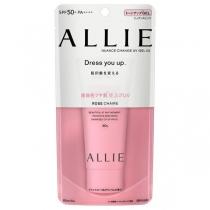 日本 KANEBO ALLIE Rose Chaire 玫瑰粉血色感 防晒霜/乳 SPF50+ 60g