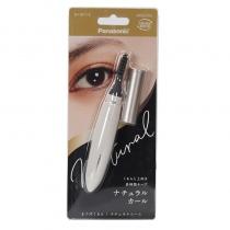 日本 松下(Panasonic)电动 便携式睫毛卷翘器睫毛夹 EH-SE11奶茶白